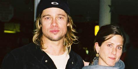 Jennifer Aniston visita a Brad Pitt y convive con sus ...
