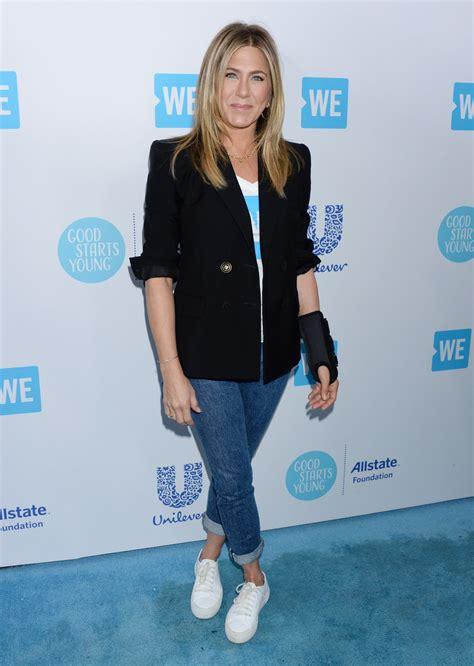 Jennifer Aniston - WE Day California 2018