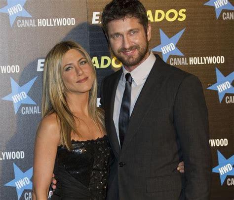 Jennifer Aniston y Gerard Butler presentan su última ...