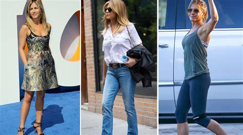 Jennifer Aniston y sus trucos para que sus 48 años ...
