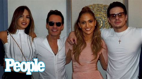 Jennifer Lopez and Marc Anthony Reunite at Show in Las ...