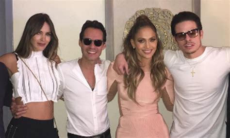 Jennifer Lopez and Marc Anthony reunite with their ...