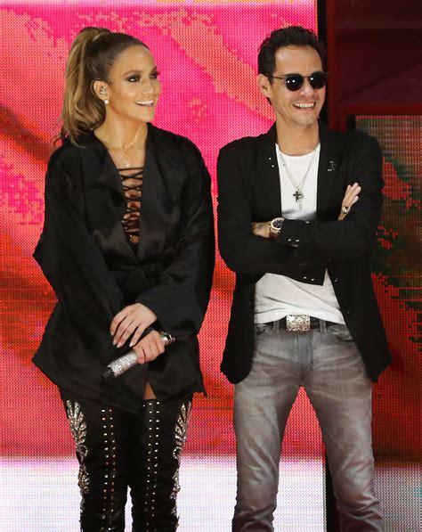 Jennifer Lopez and Marc Anthony s Twins Dress Like Their ...