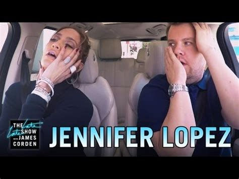Jennifer Lopez Carpool Karaoke   YouTube