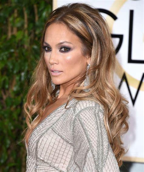 Jennifer López en los Golden Globes- Copia su Peinado y ...