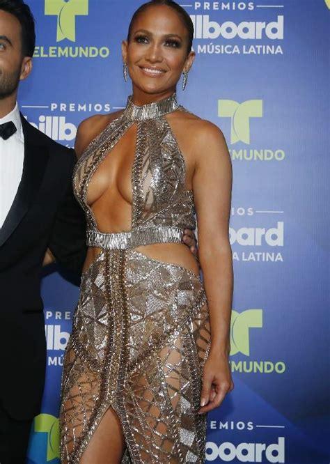 Jennifer López, explosiva en los premios Billboard ...