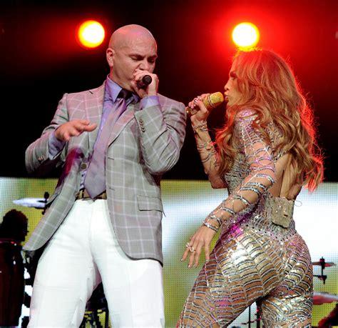 Jennifer Lopez Pitbull Photos   KIIS FM s Wango Tango 2011 ...