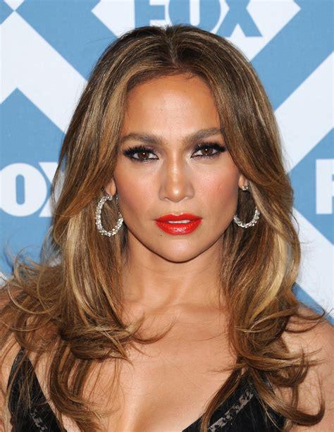 Jennifer López reaparece rompedora en la fiesta de la Fox ...