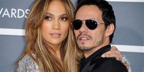 Jennifer Lopez se reencuentra con Marc Anthony tras su ...