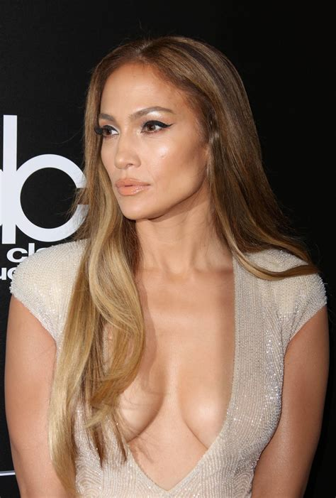 Jennifer Lopez Shows You a Few Places to Hit With Shimmery ...