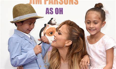 Jennifer Lopez sobre ser madre: