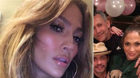 Jennifer Lopez y Marc Anthony celebraron juntos el ...