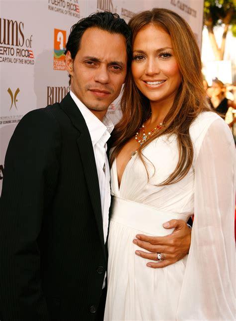 Jennifer Lopez y Marc Anthony se separan   FAMOUSAS.es