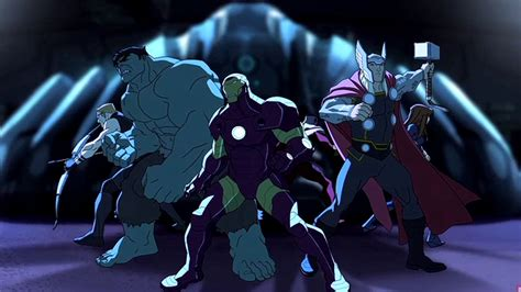 Jeph Loeb on 'Avengers Assemble'