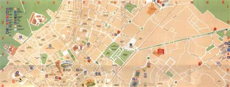 Jerez street map. Don t get lost in Jerez city center with ...