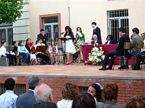 JESUITAS LEÓN 2006 - Graduación - YouTube
