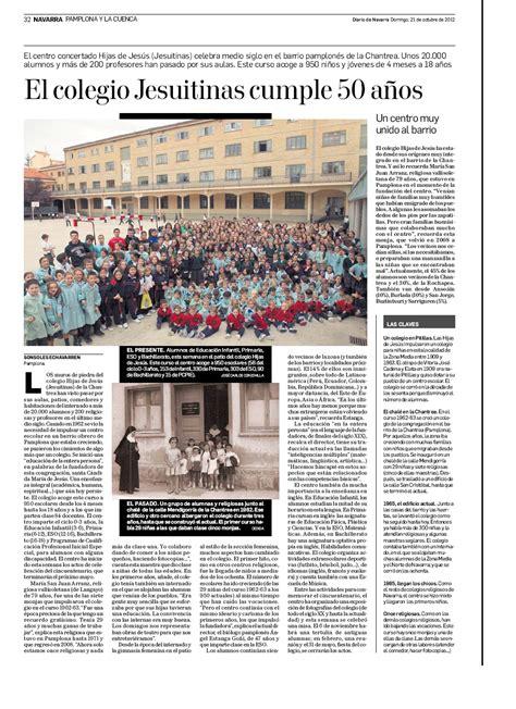 ¡Jesuitinas en marcha!: octubre 2012