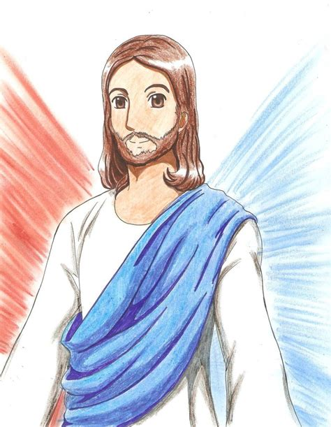 Jesus Christ by Vanzkie on DeviantArt