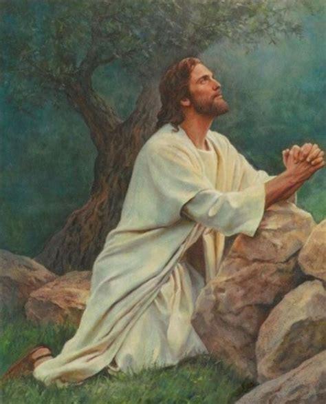 Jesús orando en Getsemani | Imagenes de Jesus - Fotos de Jesus