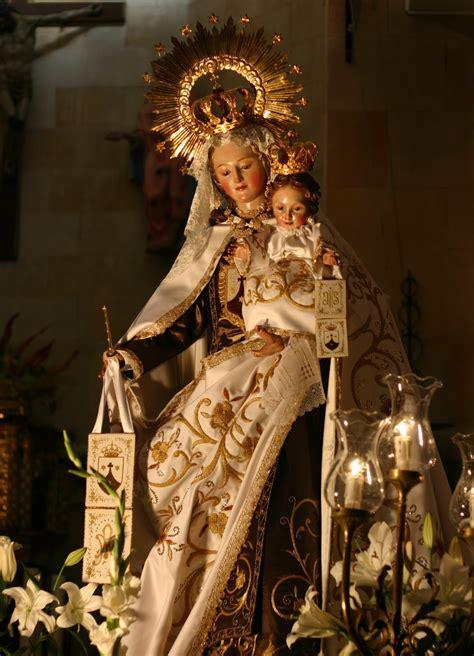 Jesusario: Virgen del Carmen