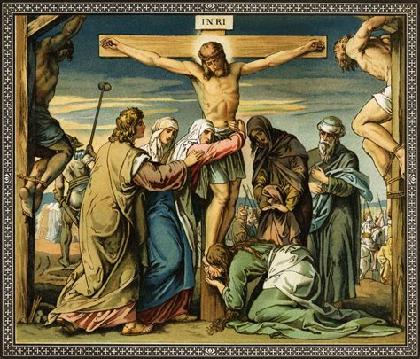 Jesus' Crucifixion In Art | Peace and Freedom