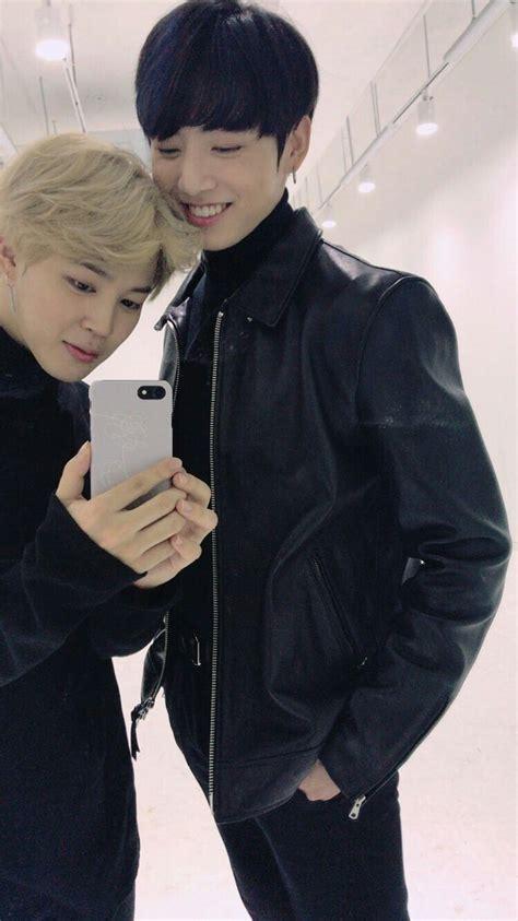 Jimin and Jungkook~ Jikook! [BTS Trans Tweet] ☺️ # ...