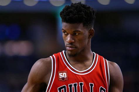 Jimmy Butler Is Experiencing Serious Denial About Bulls Roster