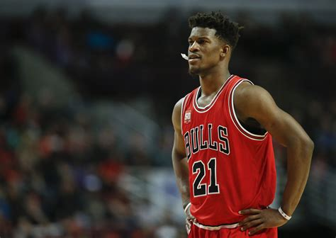 """Jimmy Butler on Finishing Career With Bulls: """"I Want to Be ..."""