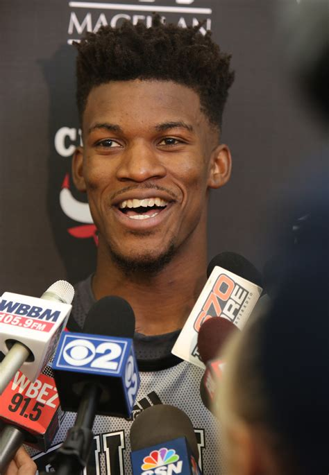 Jimmy Butler out to make himself better and his teammates ...