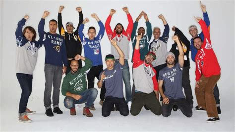 Jimmy Fallon Debuts 'Hands High' Line of Sports Apparel ...