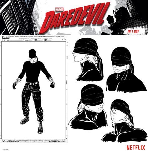 "Joe Quesada:""The Man Without Fear"" Design for Netflix ..."