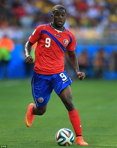 Joel Campbell finally gets chance to join up with Arsenal ...