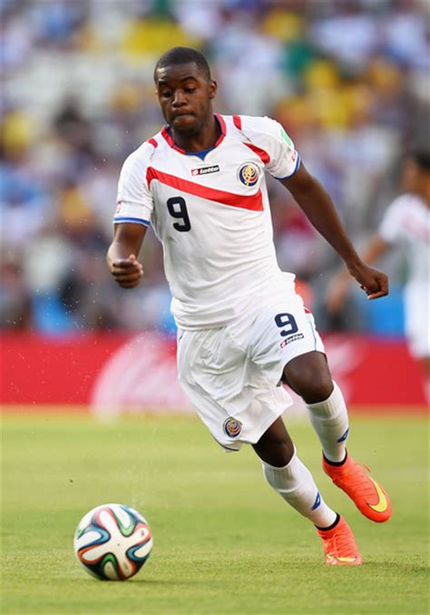 Joel Campbell Pictures - Uruguay v Costa Rica: Group D ...