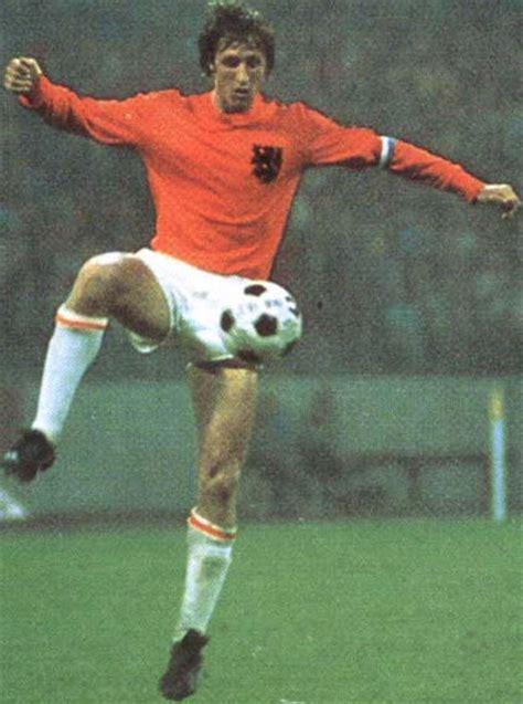Johan Cruyff - Legends of the Football World Cup