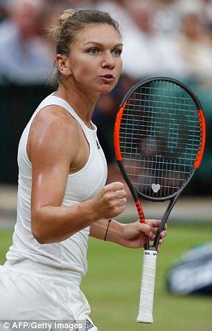 Johanna Konta's opponent Simona Halep had breast reduction ...