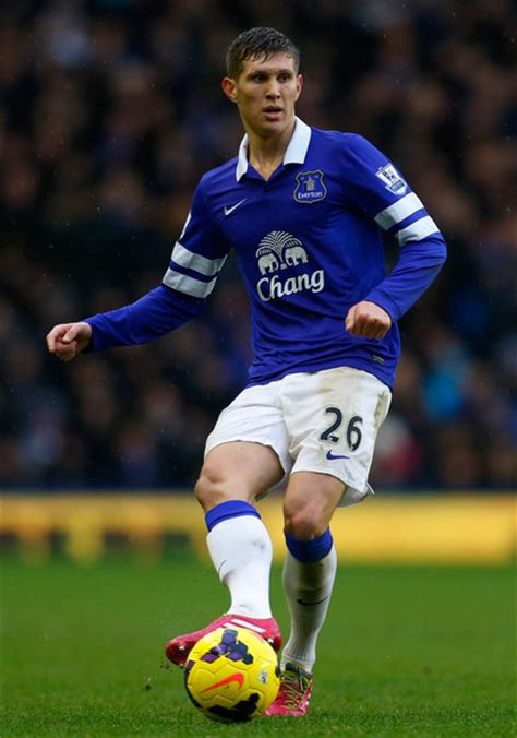 John Stones Photos Photos   Everton v Aston Villa ...