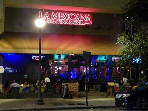 Join the Happy Hour at La Mexicana Cantina & Grill in ...
