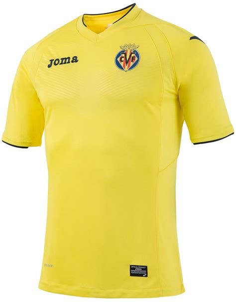 Joma Villarreal 16-17 Home, Away and Third Kits Released ...