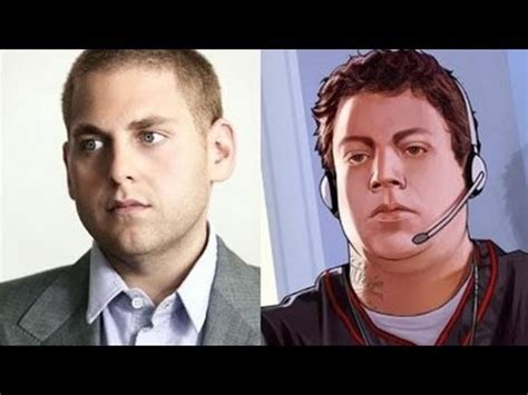 Jonah Hill in GTA V? - YouTube