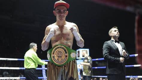 Jonfer, el tesoro del boxeo español, campeón del mundo ...