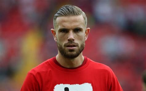 Jordan Henderson: I want to be England captain