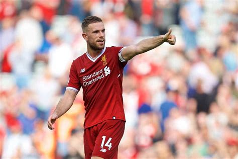 Jordan Henderson on Liverpool's defensive issues and the ...