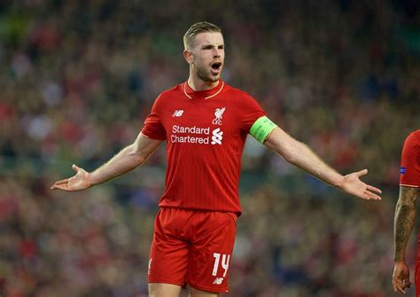Jordan Henderson: Uncool, ridiculed & undervalued - This ...