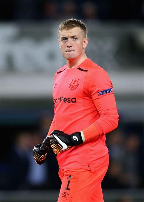Jordan Pickford Photos Photos - Everton FC v Apollon ...