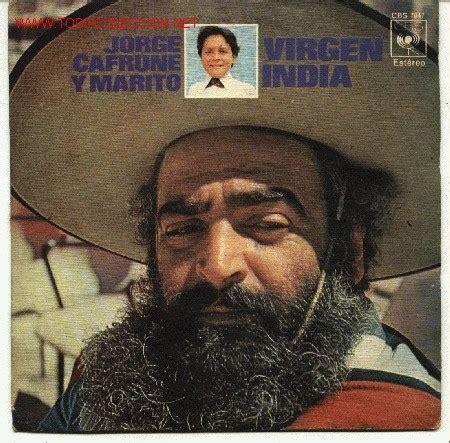 jorge cafrune y marito virgen india - yo soy pu - Comprar ...