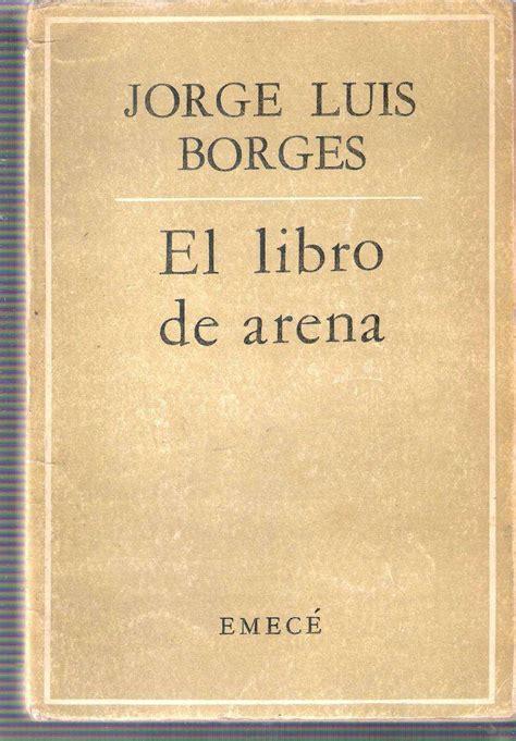 Jorge Luis Borges – El libro de arena (PDF) Gratis