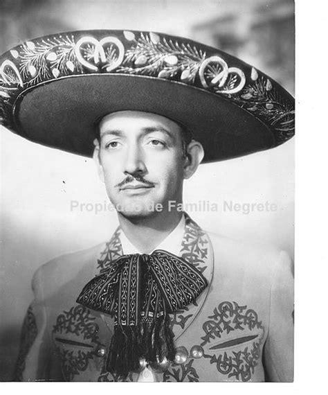 Jorge Negrete, 100 años del natalicio de  El Charro Cantor ...