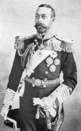 Jorge V, Rey del Reino Unido