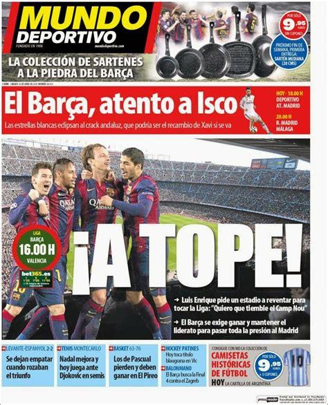 Jornada de alto voltaje, el Barça atento a Isco: las ...