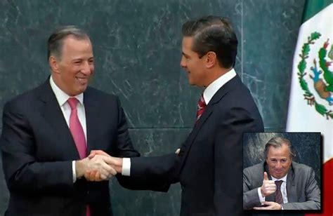 José Antonio Meade y el destape del PRI a la presidencia ...
